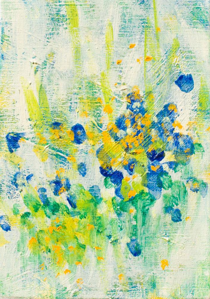 小さい花 c -small flowers C-