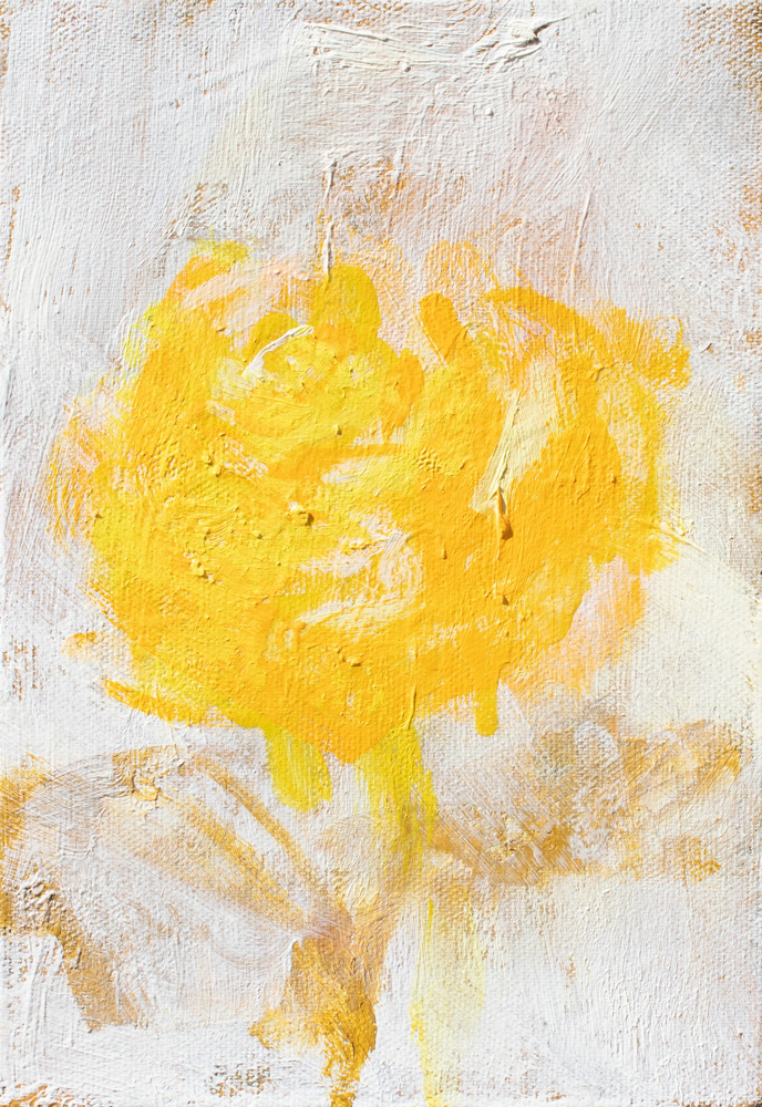 Yellow Rose a -Yellow Rose a-